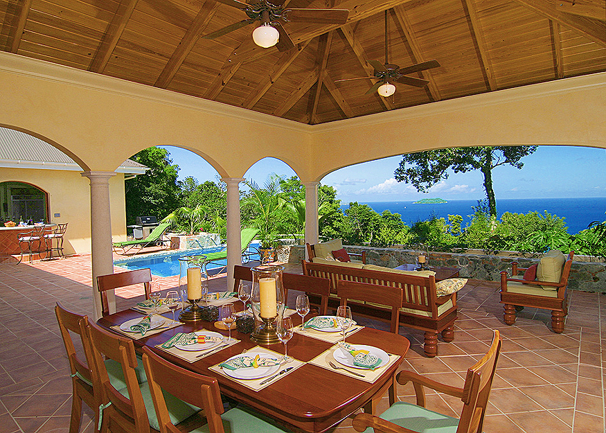 Delightful An Ultra Luxury St. John Vacation Rental On St. Johnu0027s Exclusive Cinnamon  Bay